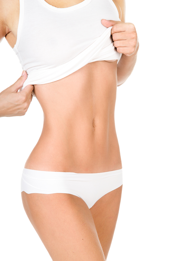 Back bra liposuction fat